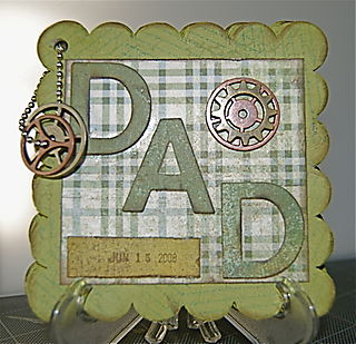 Fathers Day MiniBook Front