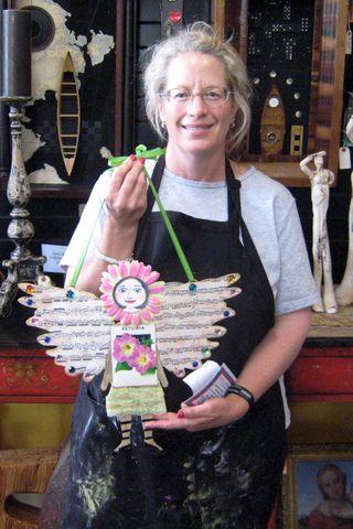 Garden angel carol 6-09.JPG