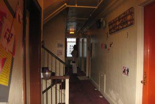 Dada hallway 6-09.JPG