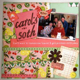 Carol BDay page