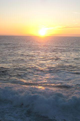 Mendo sunset