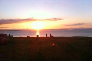 Artfest 11 friday sunrise